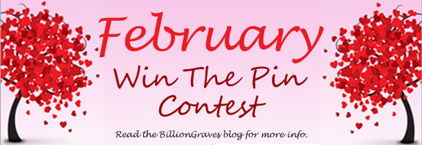 February 'Win the Pin' Contest