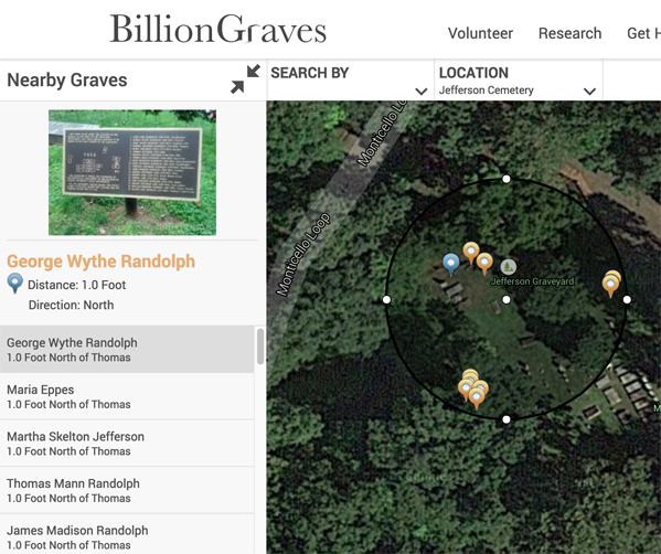 Why EVERY grave has a GPS location on BillionGraves.