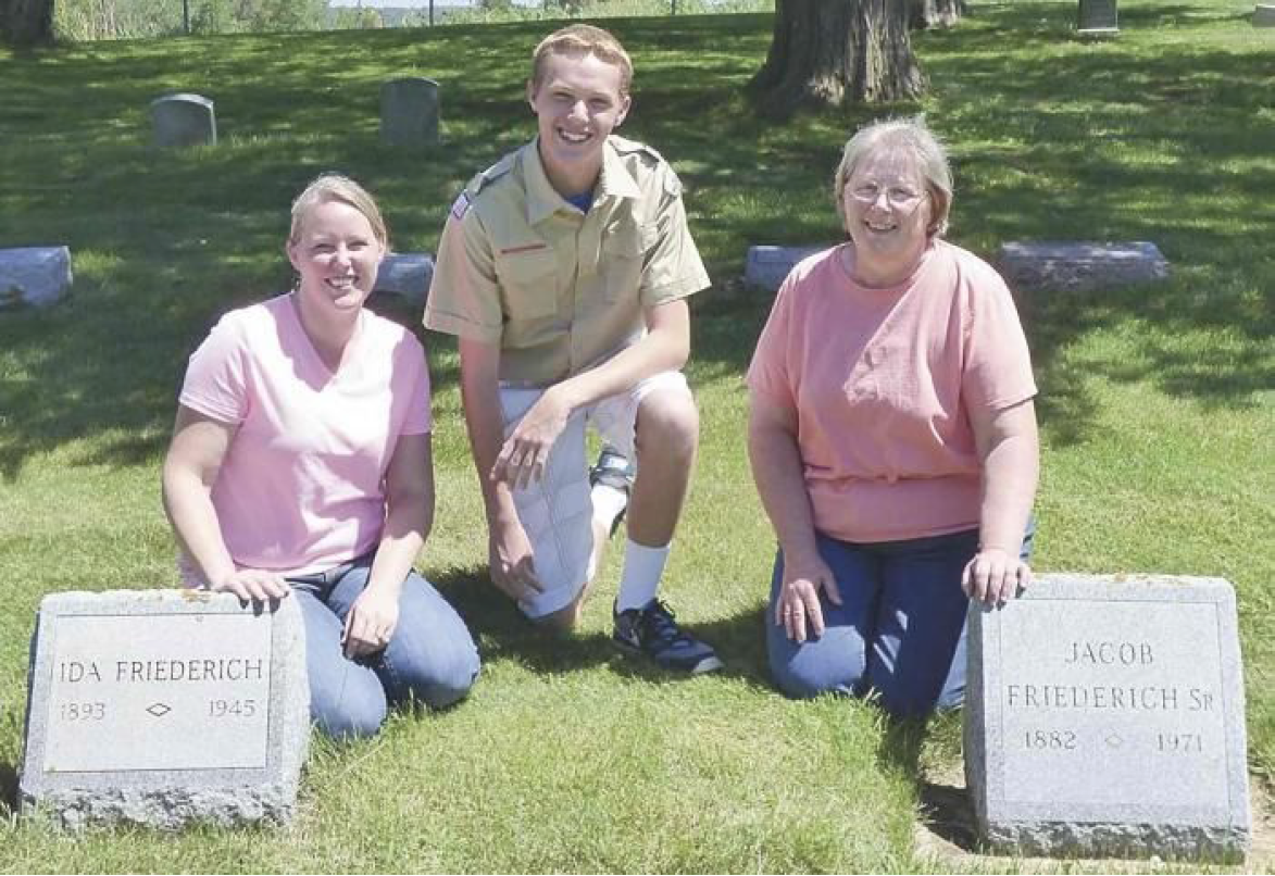 Local cemetery going online