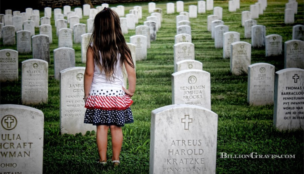 BillionGraves, national cemetery, Veterans Day, Cemetery, Gravestones, BillionGraves