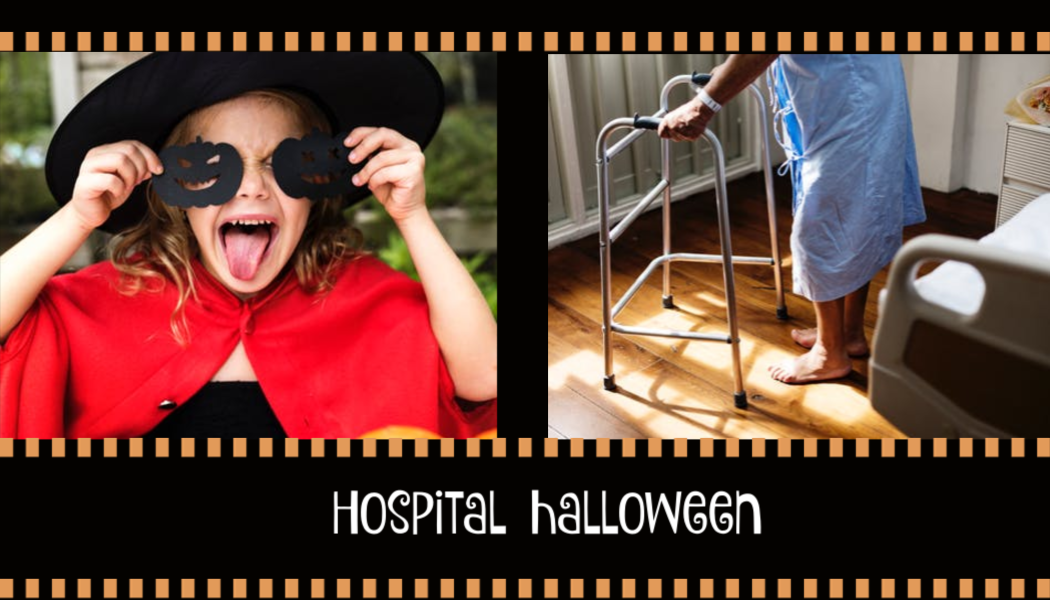 Halloween, BillionGraves, girl, hospital, BillionGraves