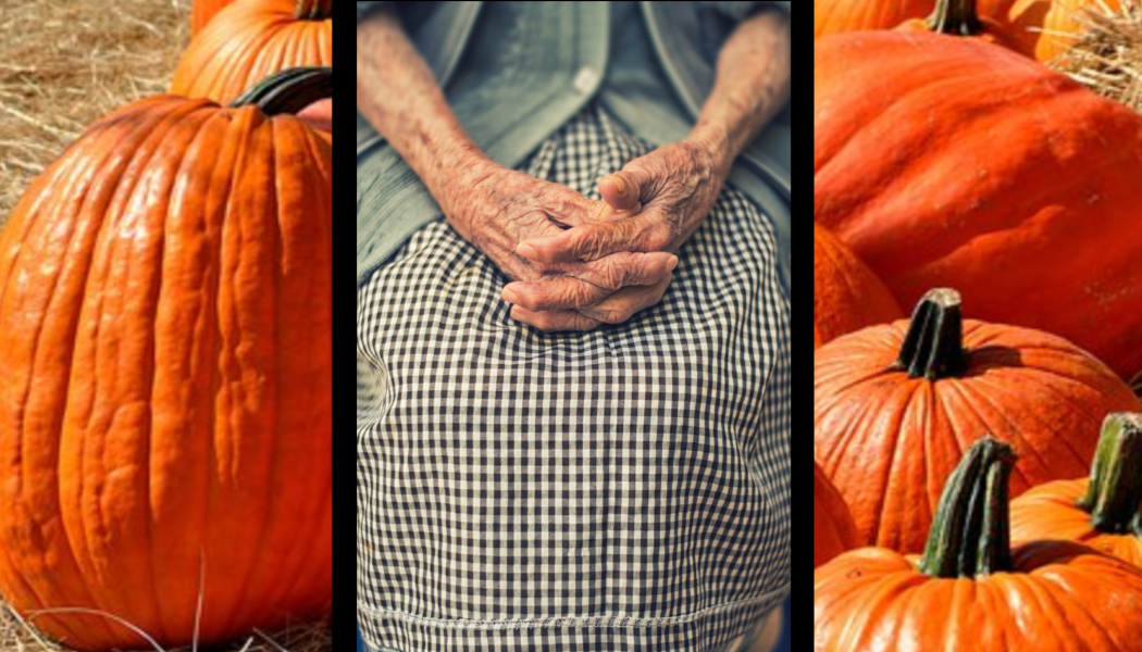 meaningful Halloween family traditions, BillionGraves, elderly, family, BillionGraves