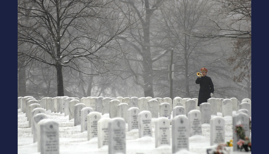 national cemetery, BillionGraves, winter, soldier, Veterans Day, BillionGraves, veteran