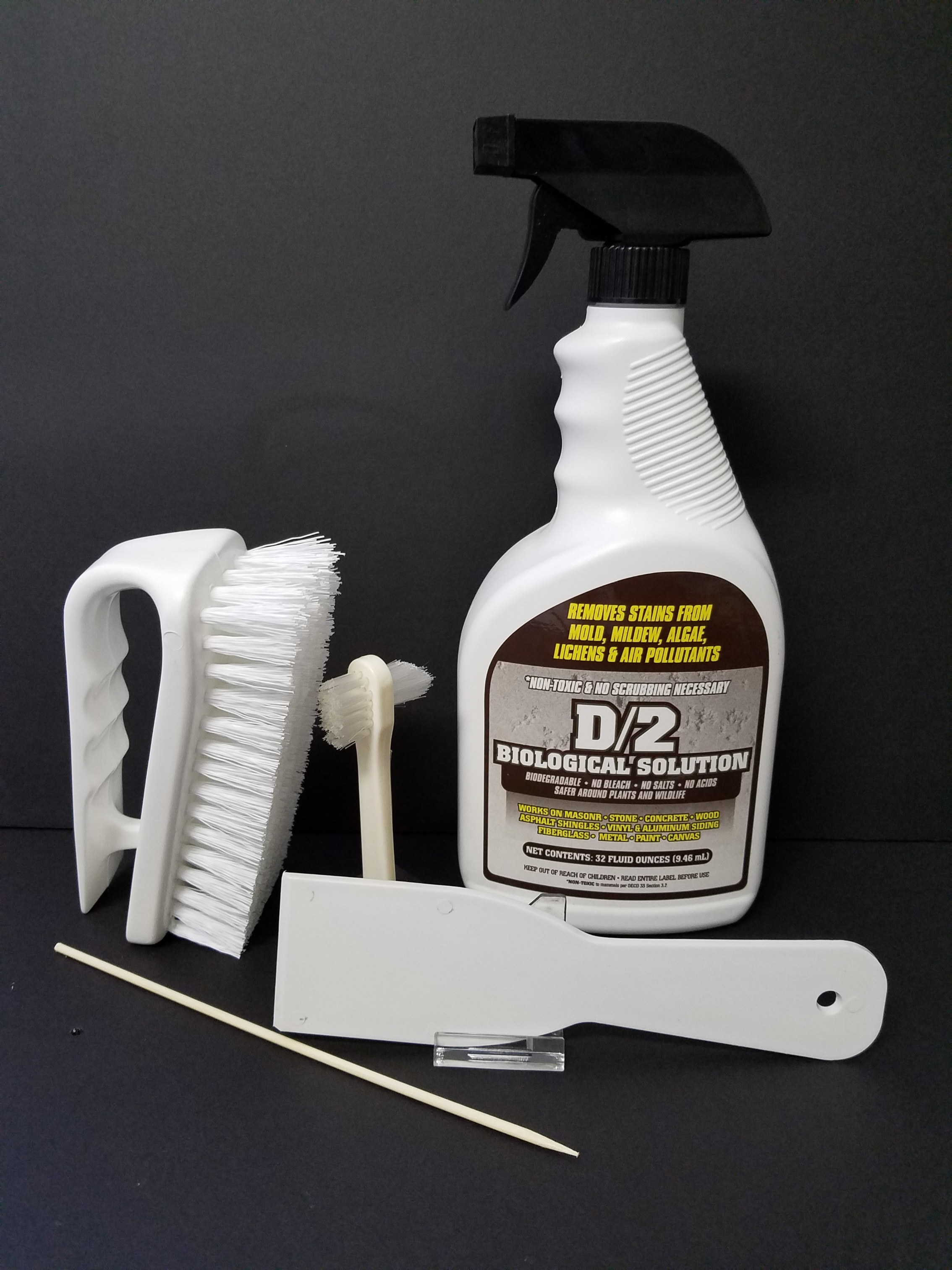 BillionGraves Headstone Cleaning Kit Small