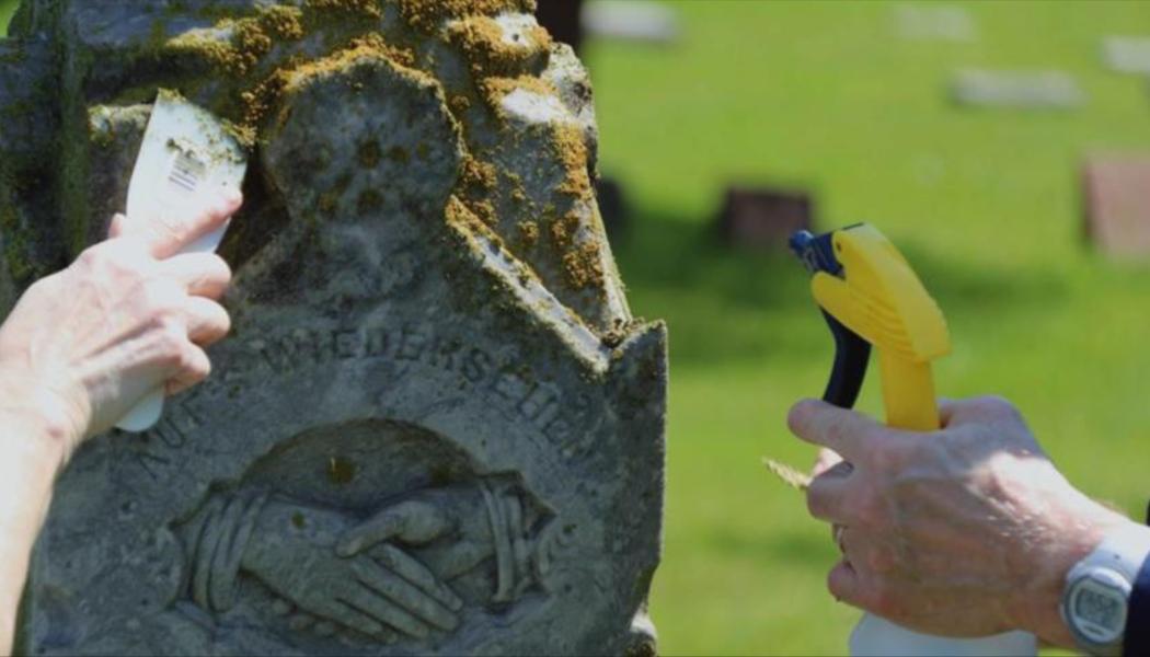 BillionGraves, headstone, gravestone, cemetery, genealogy, family history, BillionGraves, ancestors, scraper, gravestone cleaning kit
