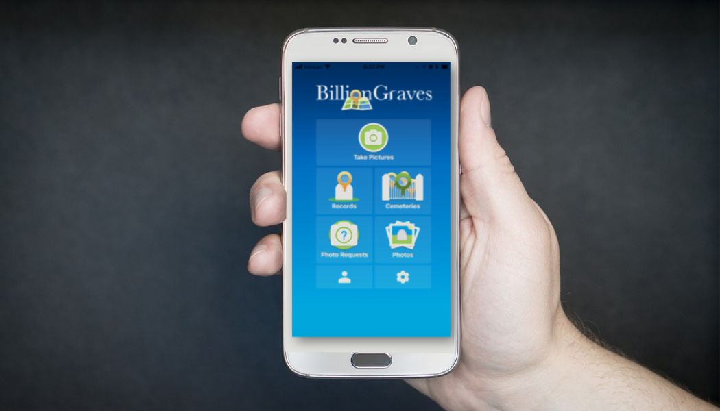 BillionGraves, cemetery data, cemetery map, GPS, Million More in May competition, prizes, win, contest, BillionGraves, cell phone, GPS, genealogy, ancestors
