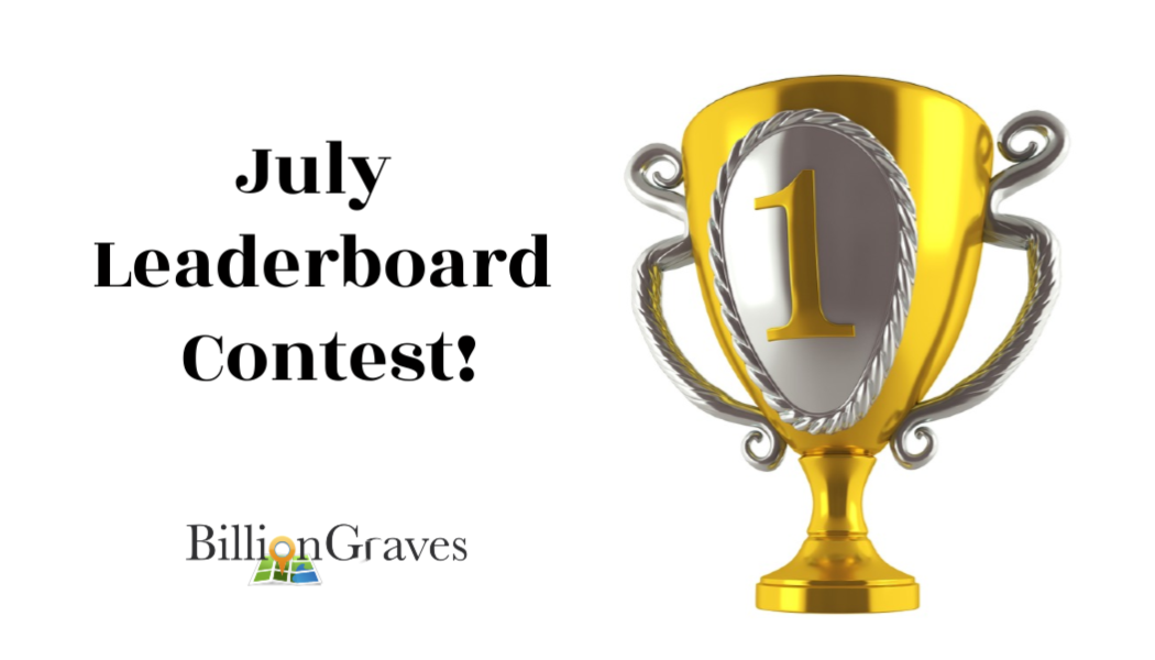 trophy, winners, BillionGraves, win, contest, leaderboard, cemetery, Gravestones, l, 1, contest, BillionGraves