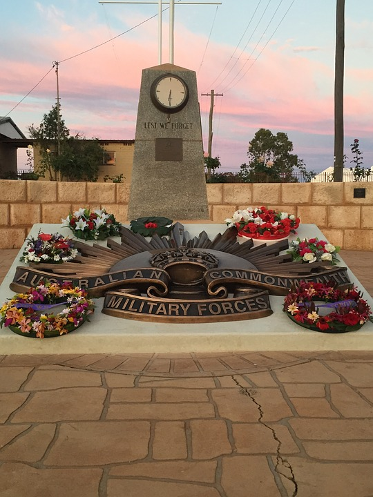 memorial, war memorial, australia, lest we forget, cemetery, BillionGraves, Remembrance Day, Veterans, World War I, history, family history, genealogy, BillionGraves, ancestry, ancestors, heritage, November 11th