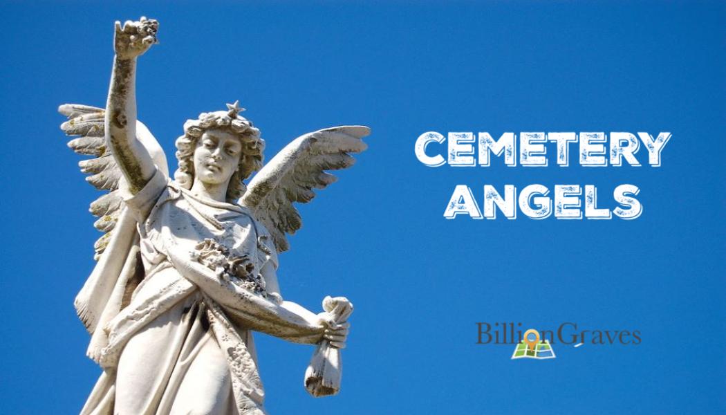 BillionGraves, angel, cemetery, Waverley Cemetery, angel, gravestone, grave, statue, genealogy, family history, BillionGraves