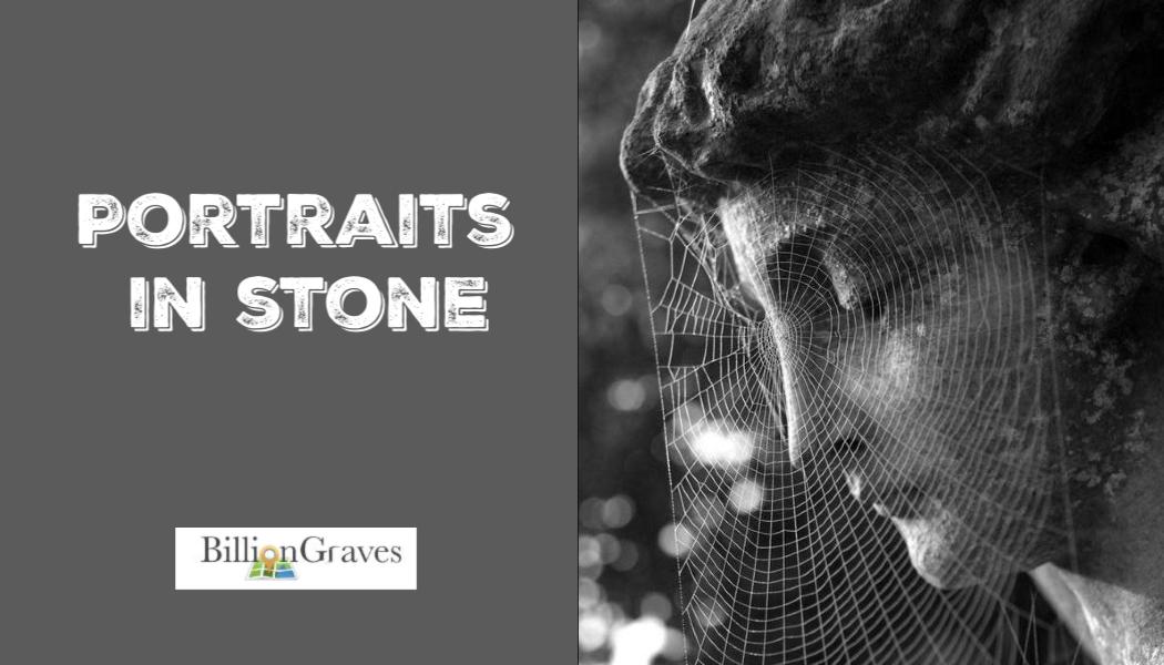 BillionGraves, headstone, gravestone, statue, sculpture; monument, cemetery, family history, gravestone