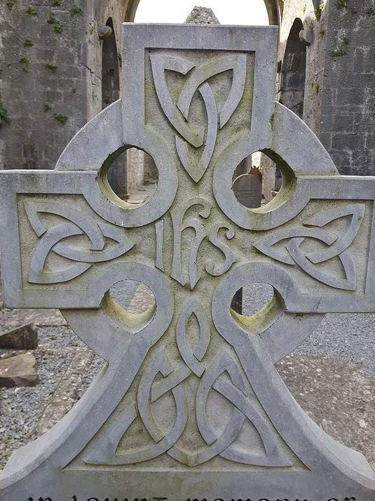 BillionGraves, Irish Famine, celtic cross, cemetery, genealogy, family history, ireland, St. Patrick's Day, Irish wake, Irish burial customs, family history, genealogy, ancestors, celtic cross, ihs, IHS