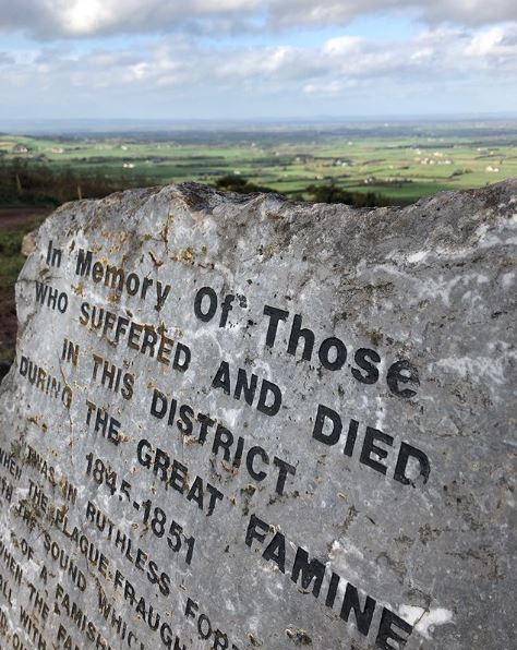 BillionGraves, Irish Famine, celtic cross, cemetery, genealogy, family history, ireland, St. Patrick's Day, Irish wake, Irish burial customs, family history, genealogy, ancestors