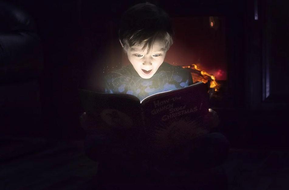 BillionGraves, reading, boy, homeschool, COVID-19, coronavirus, quarantine, BillionGraves, family history, genealogy, cemetery, gravestone, family learning, ancestors, GPS, reading