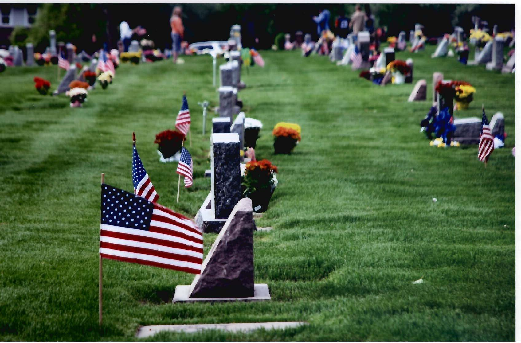 Kaysville cemetery